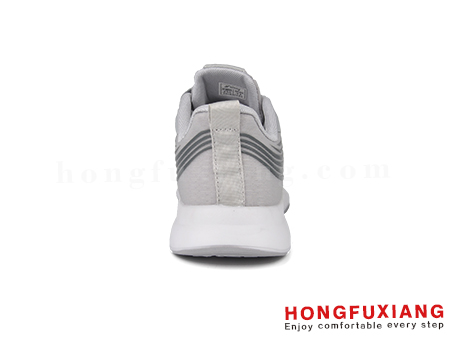鸿福祥布鞋男鞋HG840189灰色图片