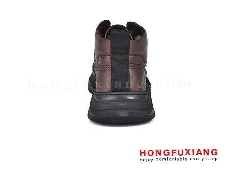 鸿福祥布鞋男鞋HG680589@棕色图片